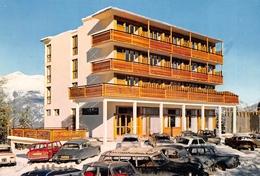 PRA-LOUP En UBAYE - Hôtel De La Patinoire - Direction Roger Fabre - Automobiles - Citroën DS Et 2CV - France