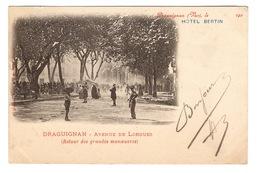 83 VAR - DRAGUIGNAN Avenue De Lorgues, Pionnière (voir Descriptif) - Draguignan