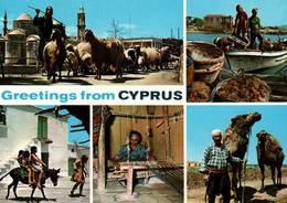 CPM - CHYPRE - Multivues - Cyprus