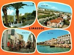 CPM - CHYPRE - LIMASSOL - Multivues - Cyprus