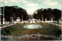 54 NANCY - Exposition - Le Jardin Anglais - Nancy
