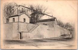 ALGERIE - MEDEA - Intérieur De La Citadelle, Hopital Militaire - Medea