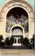 54 NANCY - Exposition - Portail De La Salle Des Fêtes - Nancy