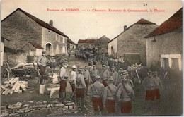 70 VESOUL - 11e Chasseurs - Excercice De Cantonnement, La Théorie - Vesoul
