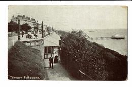 CPA - Carte Postale Royaume Uni -Folkestone- Snelter-1916 -VM2333 - Folkestone