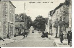 Chaunay-Avenue De Paris - Autres Communes