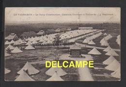 DF / MILITARIA / CASERNES / LE VALDAHON (DOUBS) : LE CAMP D' INSTRUCTION , CUISINES , CANTINES ET TENTES DU 44e RÉGIMENT - Barracks