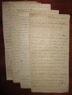Lettre Congo Elisabethville Bateau 1926 - Vecchi Documenti