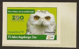 Privatpost - LMF -  Schnee-Eule (Bubo Scandiacus) - Eulenvögel