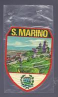 S. MARINO ECUSSON ADHESIF AUTOCOLLANT - Adesivi