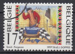 BELGIË - OPB - 1997 - Nr 2724 (Pers/Press - Beperkte Uitgifte) - Privées & Locales