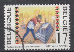 BELGIË - OPB - 1997 - Nr 2721 (Pers/Press - Beperkte Uitgifte) - Privées & Locales