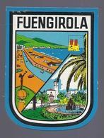 FUENGIROLA ECUSSON ADHESIF AUTOCOLLANT - Autocollants