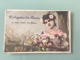 Argentré-du-Plessis, Je Vous Envoie Ces Fleurs - France