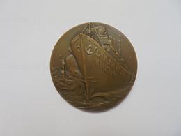 LA BELGIQUE SE SOUVIENDRA-1916-par GEORGES PETIT 17 Grammes-36 Mm - Professionnels / De Société