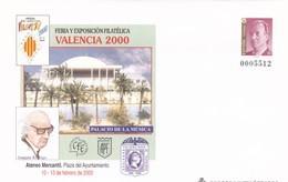 España Sobre Entero Postal Nº 58 - Stamped Stationery
