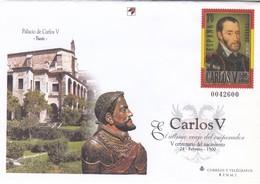 España Sobre Entero Postal Nº 66 - Stamped Stationery