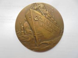 LA BELGIQUE SE SOUVIENDRA-1916-par GEORGES PETIT 120 Grammes-70 Mm - Professionnels / De Société