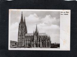 85434    Germania,   Koln Am  Rhein,  Dom,  Sudseite,  VGSB  1952 - Koeln