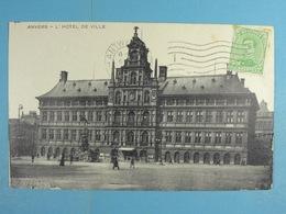 Anvers L'Hôtel De Ville - Antwerpen
