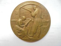 LIEGE-EXPO 1905 Par DEVREESE 106 Grammes-65 Mm - Professionnels / De Société