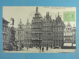 Anvers Maisons Des Corporations De La Grand'Place - Antwerpen