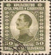 USED STAMPS Yugoslavia - King Alexander - 1921 - 1919-1929 Kingdom Of Serbs, Croats And Slovenes
