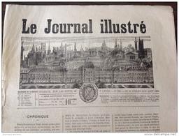 GUERRE DE 1870 - LES PREMIERS JOURS  - EMBARQUEMENT DES SOLDATS - MARÉCHAL MAC MAHON - LES MARINS DE LA FLOTTE - Livres, BD, Revues