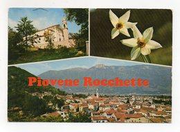 Piovene Rocchette (Vicenza) - Cartolina Multipanoramica - Viaggiata Nel 1983 - (FDC15134) - Vicenza