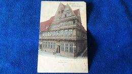 Gruss Aus Hildesheim Altdeutsches Haus Germany - Hildesheim