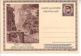 Carte Illustrée ** 24 - 6 Bruxelles Le Petit Sablon - Cartes Illustrées