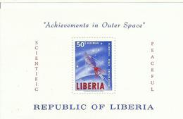 LIBERIA YVERT  H/B 30  (DENTADA)    MNH  ** - Afrika