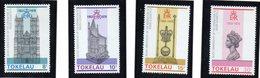 TOKELAU 1978 - Serie Yvert N. 61/64  ***  MNH  (2380A) - Tokelau