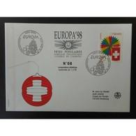 Timbre Suisse - FDC Europa - Tirage Limité - FDC
