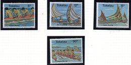 TOKELAU 1978 - Serie Yvert N. 65/68  ***  MNH  (2380A) - Tokelau