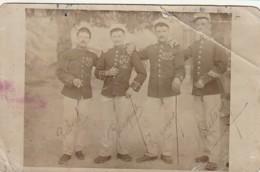 ***  MILITARIA - Photo Carte Soldats Només PLIS - Manoeuvres