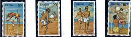 TOKELAU 1981 - Serie Yvert N. 77/80  ***  MNH  (2380A) - Tokelau