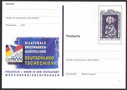 E63   Germany 1987 - Stationery, Entiers S. Adalberto Di Praga - S, Adalbertus / St. Adalbert / Christianity - Cristianesimo