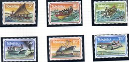 TOKELAU 1982 - Serie Yvert N. 91/96  ***  MNH  (2380A) - Tokelau