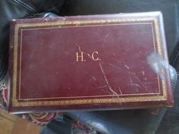 Livre D' Heures 1891 Mme La Comtesse De Flavigny - Religión & Esoterismo