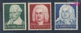 Deutsches Reich 573-575 (kompl.Ausg.) Postfrisch 1935 Komponisten (8062797 - Deutschland