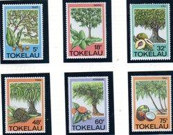 TOKELAU 1985 - Serie Yvert N. 118/123  ***  MNH  (2380A) - Tokelau