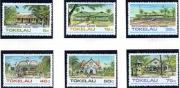 TOKELAU 1985 - Serie Yvert N. 124/129  ***  MNH  (2380A) - Tokelau