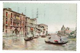 CPA - Carte Postale Italie Venezia - Canal Grande E Chiesa Della Salute 1925-VM2346 - Venezia