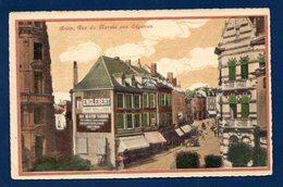 Arlon.  Rue Du Marché Aux Légumes. Pub Pneu Englebert - Arlon