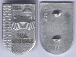 Insigne De L'Hôpital D'Instruction Des Armées Du Val De Grasse - Servicios Medicos