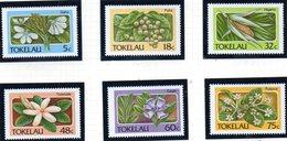 TOKELAU 1987 - Serie Yvert N. 143/148  ***  MNH  (2380A) - Tokelau
