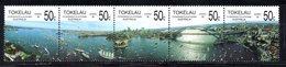 TOKELAU 1988 - Serie Yvert N. 155/159  ***  MNH  (2380A) - Tokelau