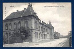Arlon.  Avenue Des Voyageurs. Direction Des Chemins De Fer. 1909 - Arlon