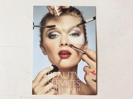 Carte Maquillage Estee Lauder - Cartas Perfumadas